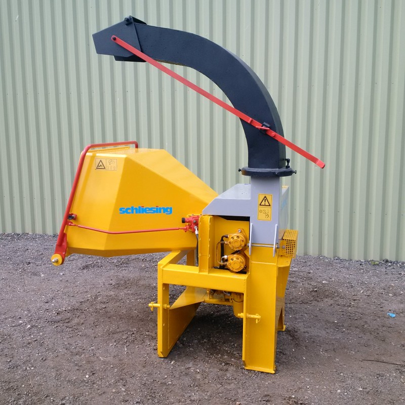Schliesing 200Z PTO Wood Chipper for sale