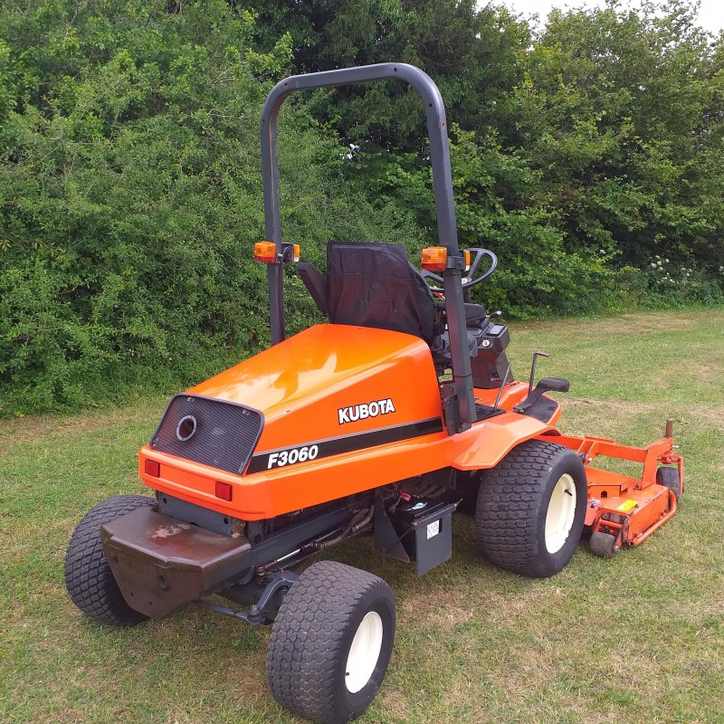 Kubota F3060 Out Front Mower